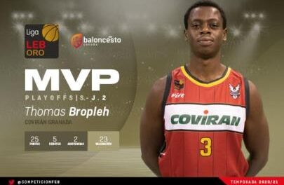 Semis – J.2: Thomas Bropleh and the threat of a tough battle