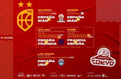 The pre-Olympic Tour will start in Valencia and will culminate with the …