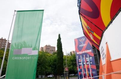 The Women's EuroBasket 2021, recognized with the Green Flag …