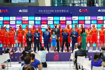 Spectacular presentation of the 2021 Selection