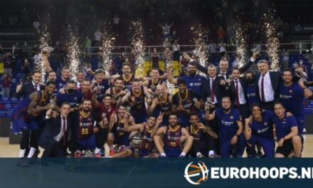 Barca sweeps Real Madrid to win first championship since 201…