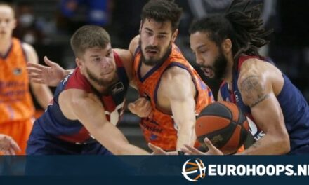 Kalinic pushed Valencia over Baskonia in the ACB semifinals
