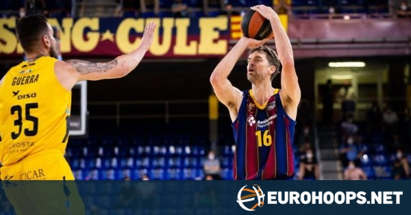 """Pau Gasol: """"This can be my last game with Barcelona"""""""