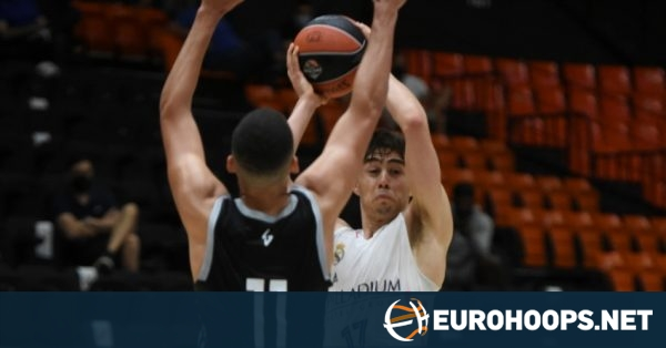 Real Madrid counting on 17-year-old Juan Nunez for the ACB s…