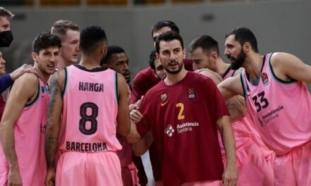 Road to the Playoffs: FC Barcelona