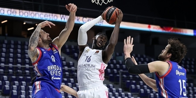 A star is born: Real's Garuba owned Game 4