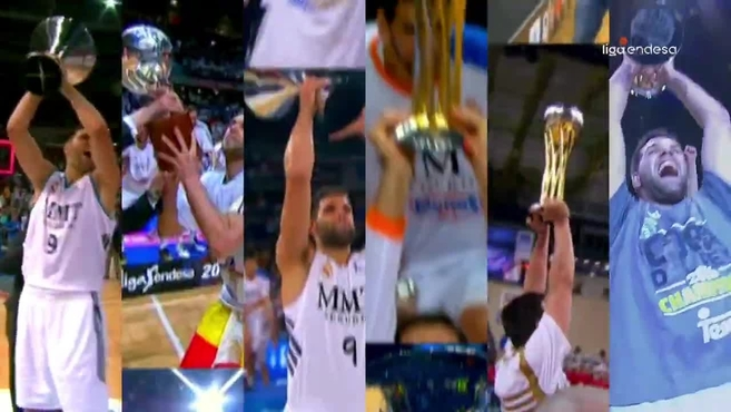 To save: all the ACB titles won by Felipe Reyes