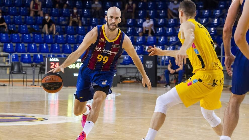 Lenovo Tenerife – Barça Basket: Schedule, channel and where to watch …
