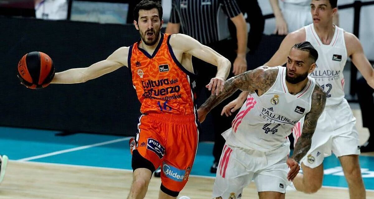 Real Madrid – Valencia Basket: Schedule, channel and where to see in …