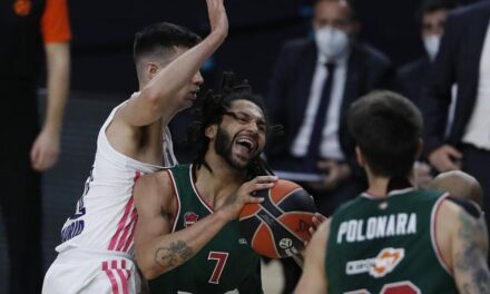 Pierrià Henry, neither Baskonia nor Real Madrid: Fenerbahce
