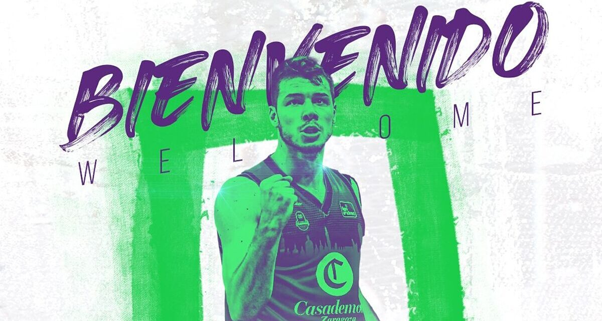 Unicaja signs national talent with the signing of Jonathan …
