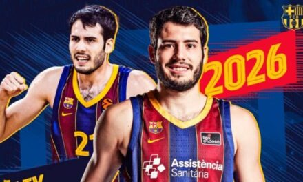 Official: Abrines renews with Barcelona until 2026