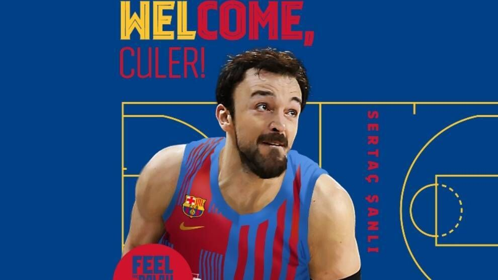 Barça sign one of its executioners: Sertac Sanli