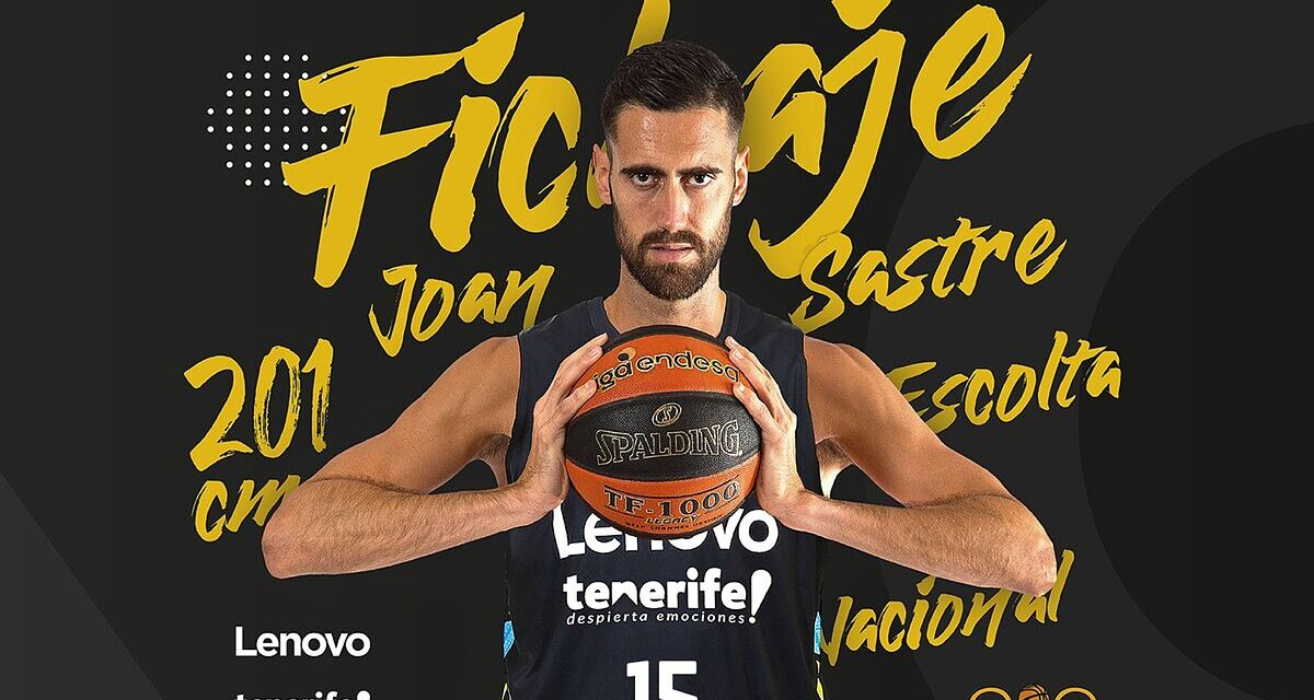 Tailor signs for Lenovo Tenerife after not reaching an agreement …