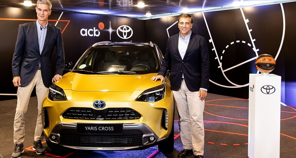 Toyota Spain and ACB join their paths in a strategic all …