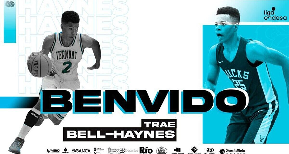 Breogán is excited about another Bell on his return to the League …