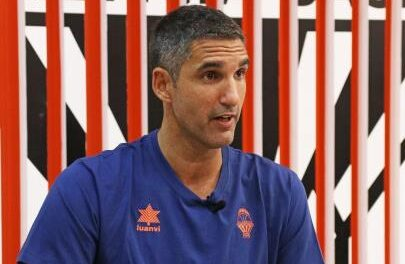 """Rubén Burgos: """"The continuity of the squad is a good n …"""
