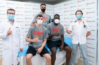 The Selection passes the medical examination with the Foundation