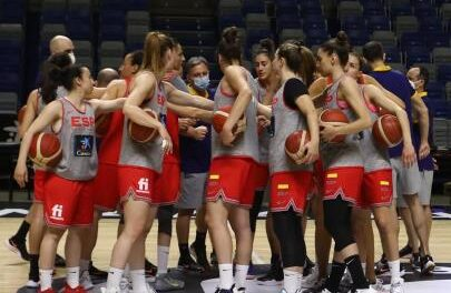 The Women's National Team begins in Malaga its preparation for …