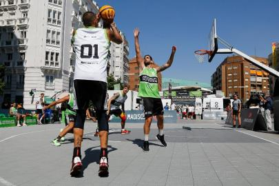 Spectacular start of the Herbalife 3×3 Series 2021 in