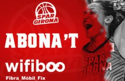 Awake Sentiment !, the cry of Spar Girona for the new …