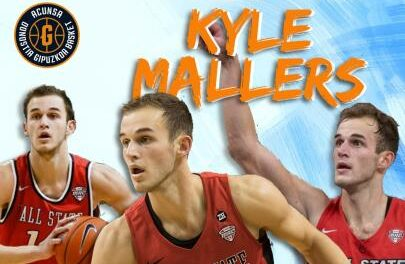 Kyle Mallers, reinforcement for forward position for Acu …