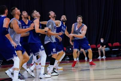 USA-Spain: match of the year (Monday 3:00, Four)