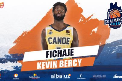 Kevin Bercy, intensity and physical presence for CB Almansa …