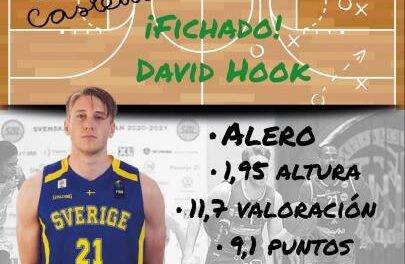 TAU Castelló completes the perimeter with the signing of Davi …