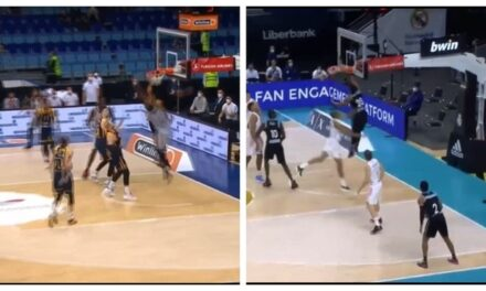 This is how Yabusele, Madrid's new signing, plays: At Wizink C …