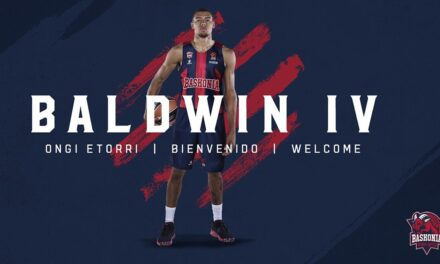 Baskonia hit the market with the signing of Wade Baldwin …