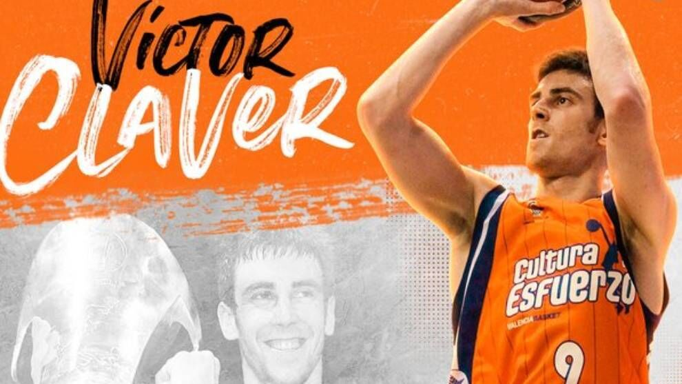 Víctor Claver returns to Valencia Basket as the icing on his new …
