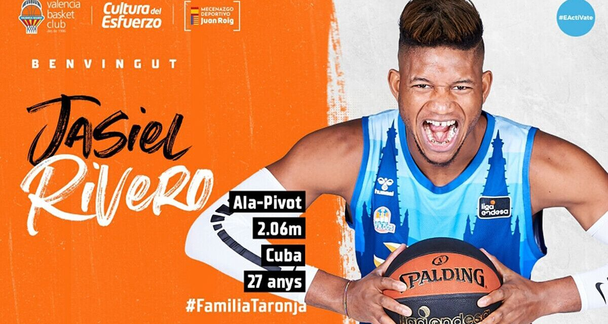 Valencia confirm the signing of Jasiel Rivero