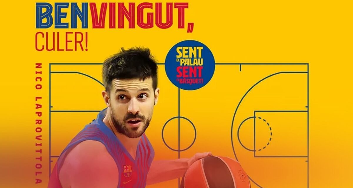 Barcelona officialize the signing of Laprovittola, discard …
