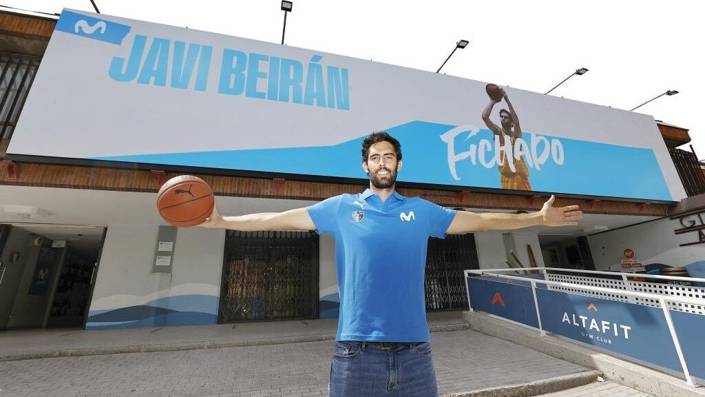 Javi Beirán: What does a World Champion do in LEB Oro?