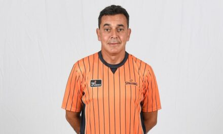 Martín Bertrán relieves Paco Monjas in the refereeing direction …