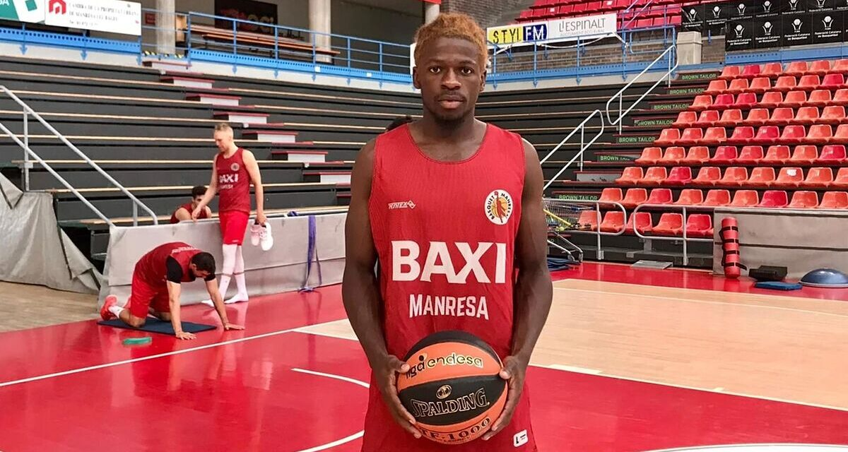 French guard Sylvain Francisco, tested with the BAXI Manr …