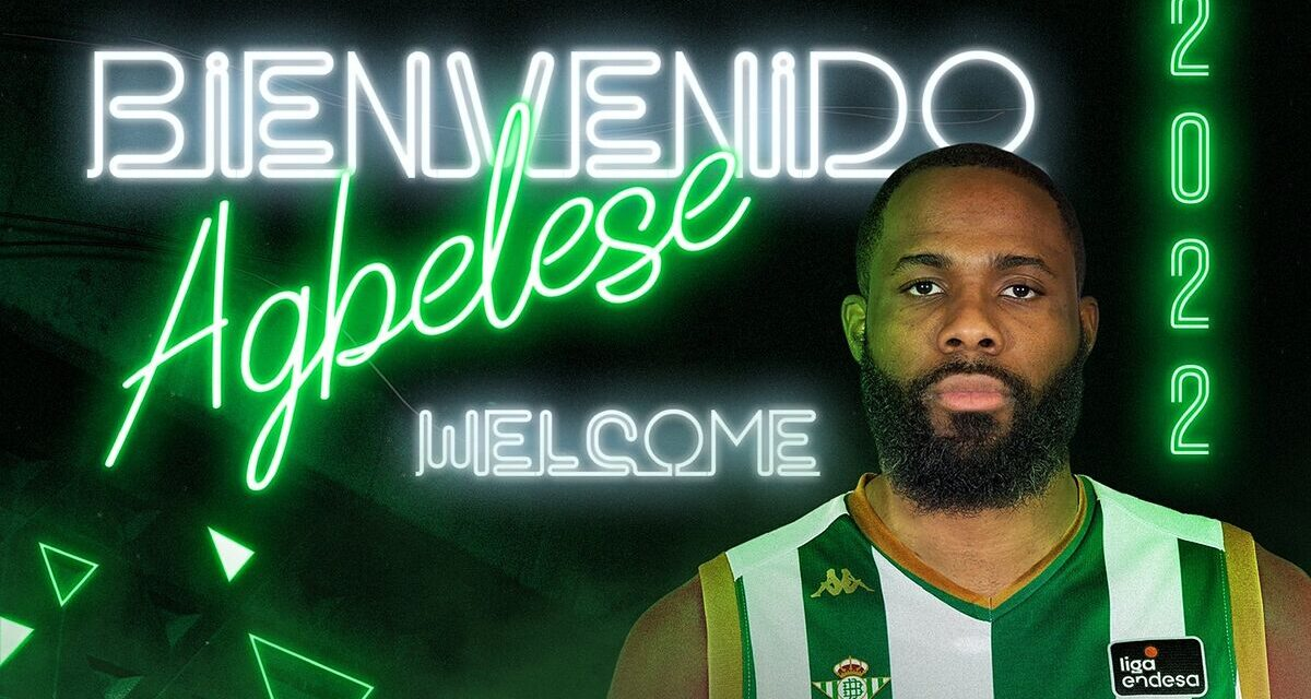 Dany Agbelese reinforces the inner game of Coosur Betis