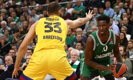 Nigel Hayes, the long-awaited signing that Barcelona intends