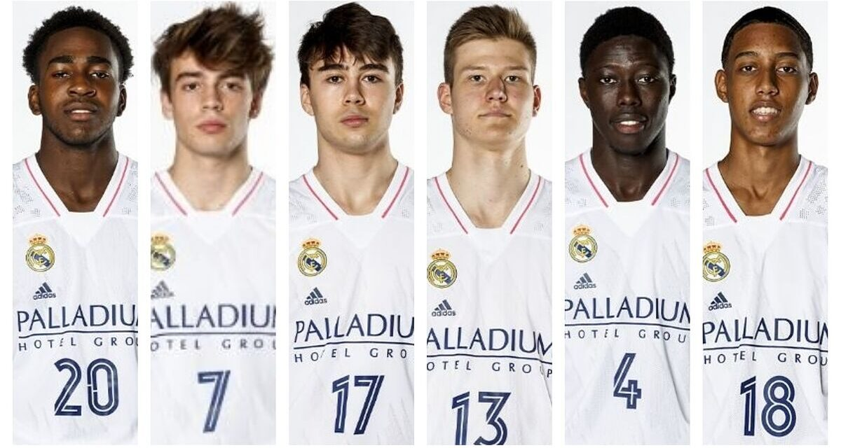 The six blackbirds that Pablo Laso will have in the preseason of …