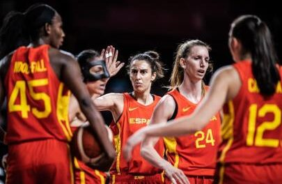 Spain faces Serbia in a key match in the face of the four …