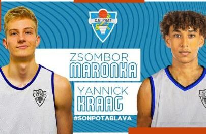 Zsombor Maronka and Yannick Kraag will also be part of the C …