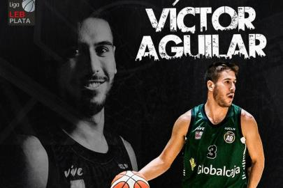 The point guard Víctor Aguilar signs for FC Cartagena CB