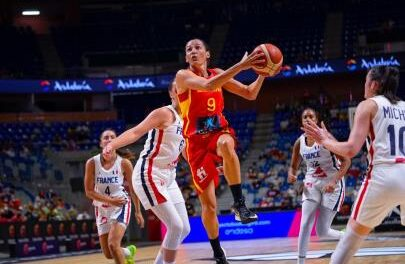 Spain-France in the quarterfinals on Wednesday, August 4