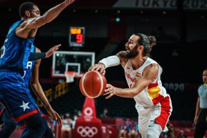 81-95: Spain meets the best USA version
