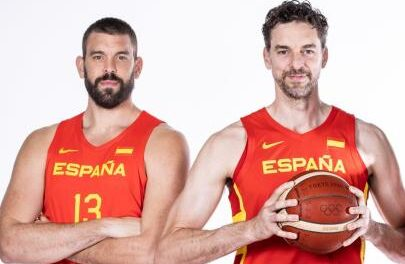 Gasol & amp;  Gasol: 20 years, 20 medals and a legacy of values ??and commitment