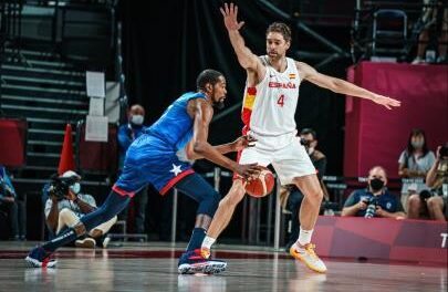 Pau Gasol, the most voted for the IOC Athletes Commission