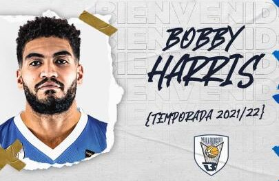 """Bobby Harris: """"I want to be a top player in LEB Oro & quo …"""