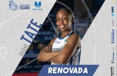 Imani Tate, first confirmed piece of the newly promoted La …