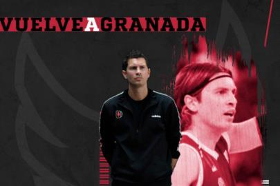 Andrea Pecile returns to Granada to work with the quarry
